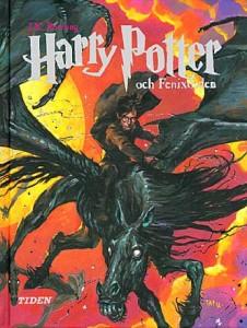 Harry Potter Swedish Phoenix