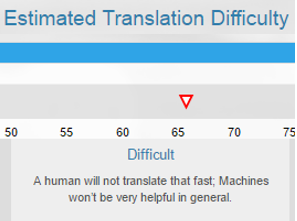 EstimatedTranslationDifficulty