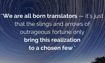 What makes a translator?