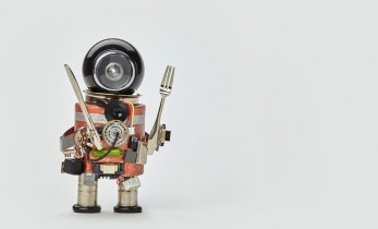 Feeding the translation robot
