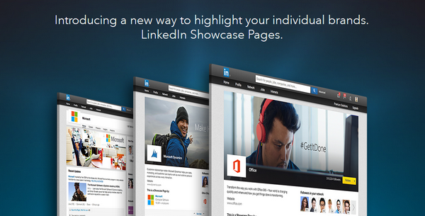 LinkedIn-Showpages