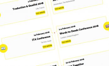 Translation Conferences in 2018