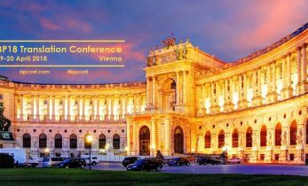 300 translators will talk business and practice in Vienna in April