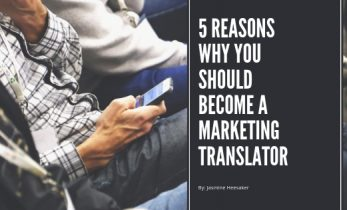 Why You Should Get Into Marketing Translation