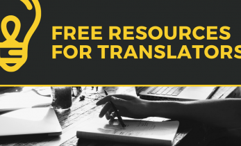 FREE Resources For Translators